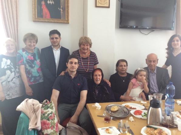 Islek extended family